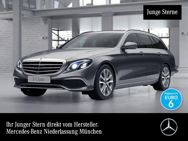 Mercedes-Benz E 220 d T Exclusive Fahrass WideScreen 360° Distr, Jahr 2017, Diesel