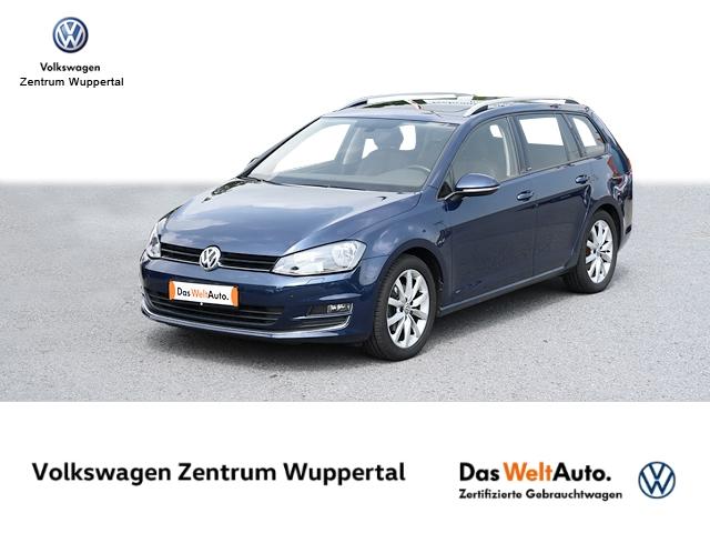 Volkswagen Golf Var. 1 2 TSI ALLSTAR NAVI PANO SHZ PDC KAMREA LM, Jahr 2017, Benzin