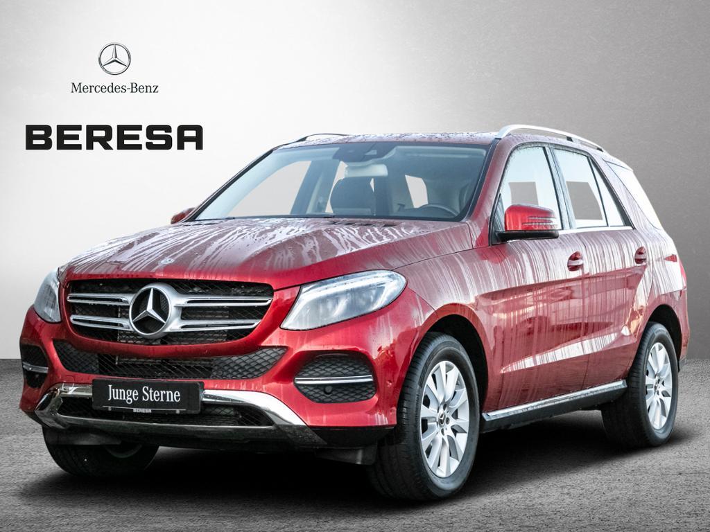 Mercedes-Benz GLE 250 d 4M Designo Lack StHzg Schiebedach LED, Jahr 2018, diesel