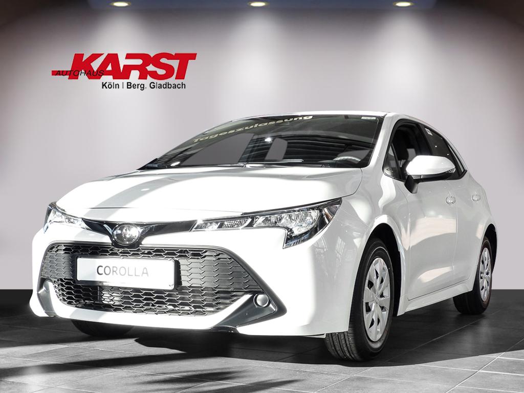 Toyota Corolla 1.2 Turbo Red Deal Freisprech., Klima,, Jahr 2020, Benzin