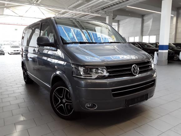 Volkswagen Multivan 2.0 TDI Highline StandHz*el.Türen*AHK, Jahr 2014, Diesel
