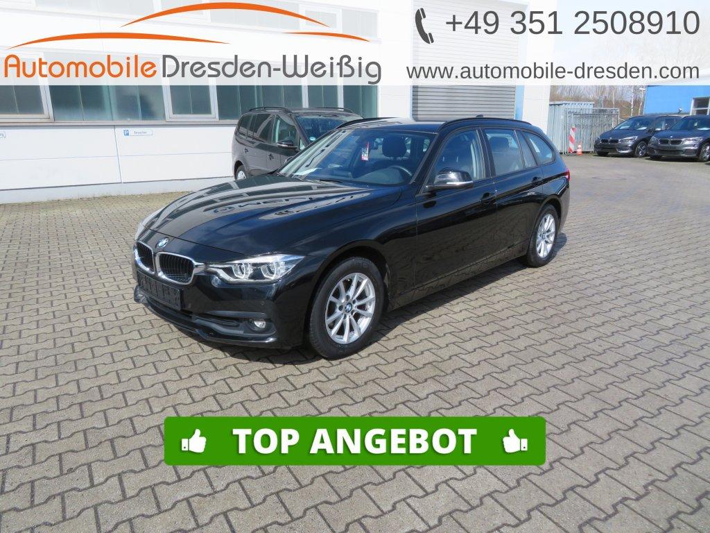 BMW 318 dA Touring Advantage*Navi*voll LED*PDC*, Jahr 2017, Diesel