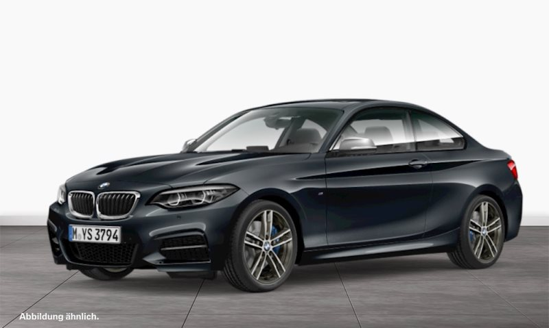 BMW M240i xDrive Coupé M Sportbr. HK HiFi DAB LED, Jahr 2017, Benzin
