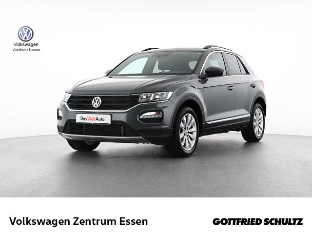 Volkswagen T-Roc Sport 1 5 TSI Stdhzg Navi SHZ ACC, Jahr 2020, Benzin