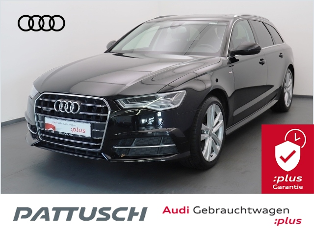 Audi A6 Avant 2.0 TDI Q Matrix Navi AHZV S-Line, Jahr 2017, Diesel