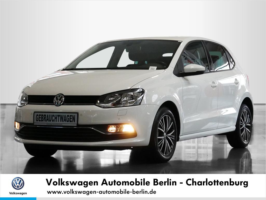 Volkswagen Polo 1.2 TSI Allstar BMT, Jahr 2017, Benzin