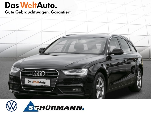 Audi A4 Avant QUATTRO Ambiente EU6 clean Diesel TDI, Jahr 2015, Diesel