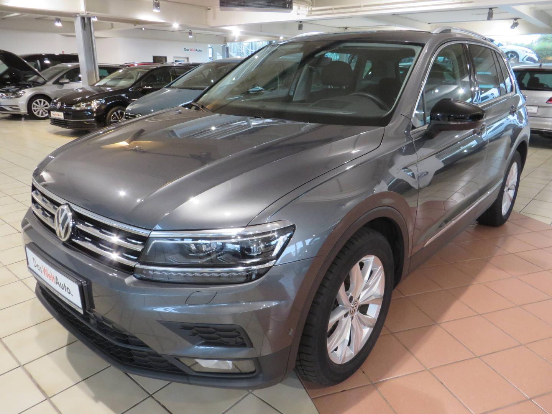 Volkswagen Tiguan Comfortline 1.5 TSI OPF ACT IQ.Drive, Jahr 2020, Benzin