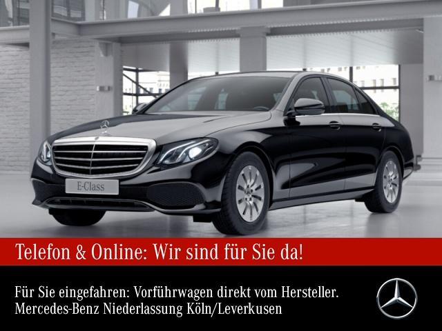 Mercedes-Benz E 200 d LED 9G Sitzh Temp, Jahr 2020, Diesel