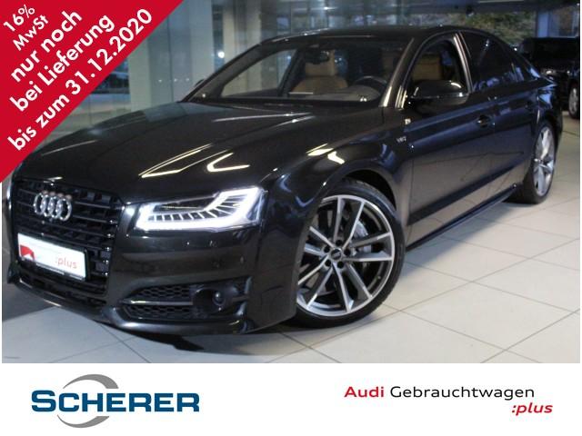 Audi S8 plus, Exclusive, B&O, HUD, TopView, Jahr 2016, Benzin