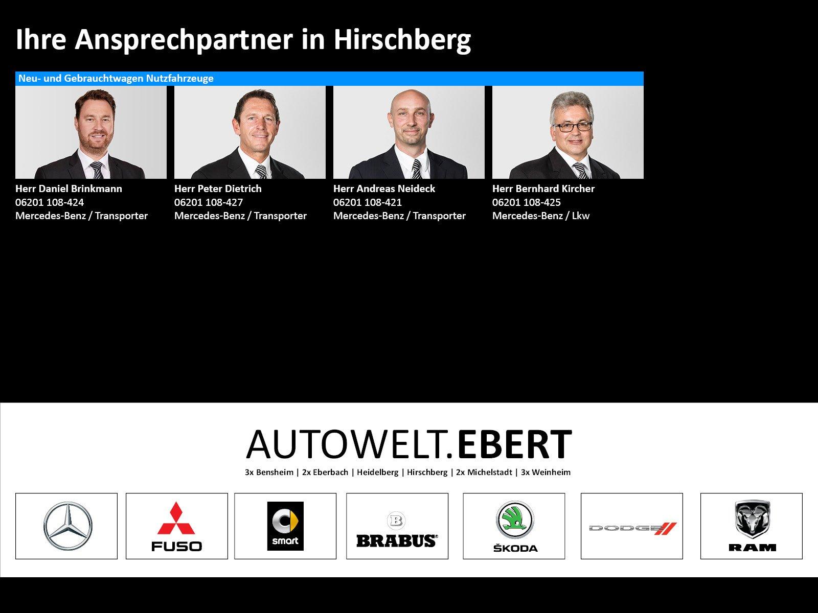 Mercedes-Benz V 300 finanzieren