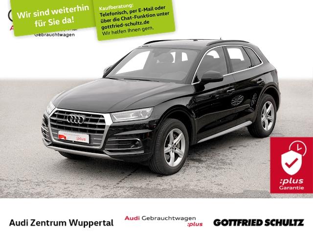 Audi Q5 2.0TDI quat ACC AHK R-KAM STDHZG CONNECT NAV XE Sport, Jahr 2017, Diesel