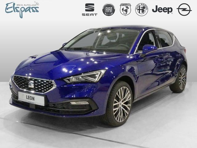 Seat Leon Xcellence 1.5 eTSI NAVI PRKLNK KAMERA KLIMAAUTOM, Jahr 2020, Benzin