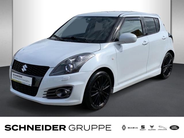 Suzuki Swift 1,6 Sport+BI-XENON+SITZHEIZUNG, Jahr 2014, Benzin