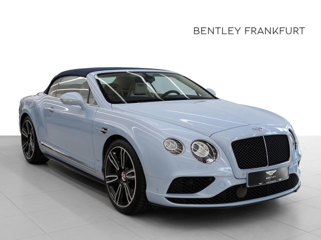 Bentley Continental GTC V8 S Mulliner Facelift BENTLEY FRA, Jahr 2017, Benzin