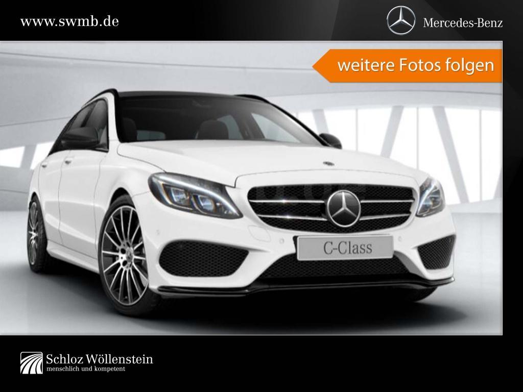 Mercedes-Benz C 250 d 4M T 1HAND/AMG/NIGHT/MULTIBEAM/Pano-D, Jahr 2017, Diesel