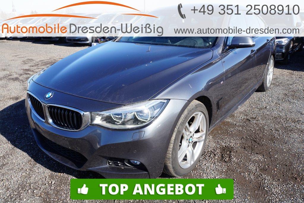BMW 330 Gran Turismo i M Sport*Navi*HeadUp*HiFi*DAB*, Jahr 2018, Benzin