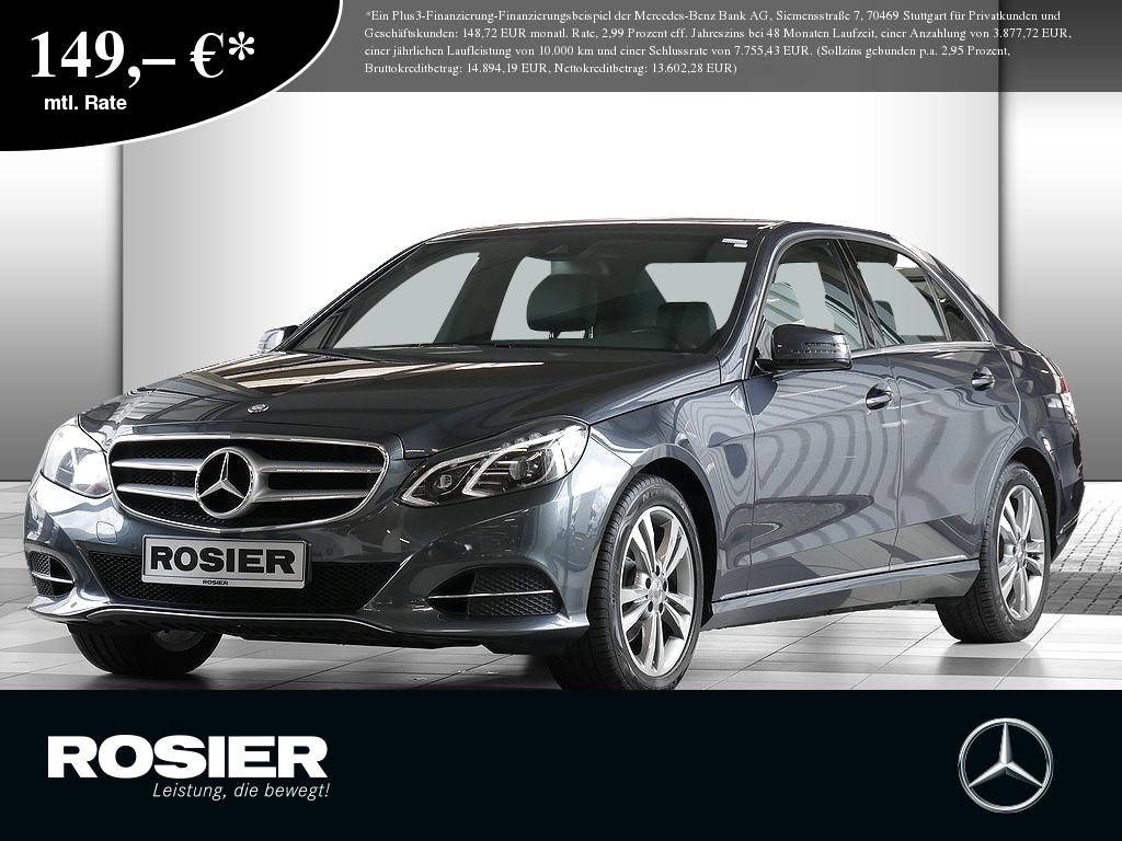Mercedes-Benz E 220 CDI Avantgarde, Jahr 2014, Diesel