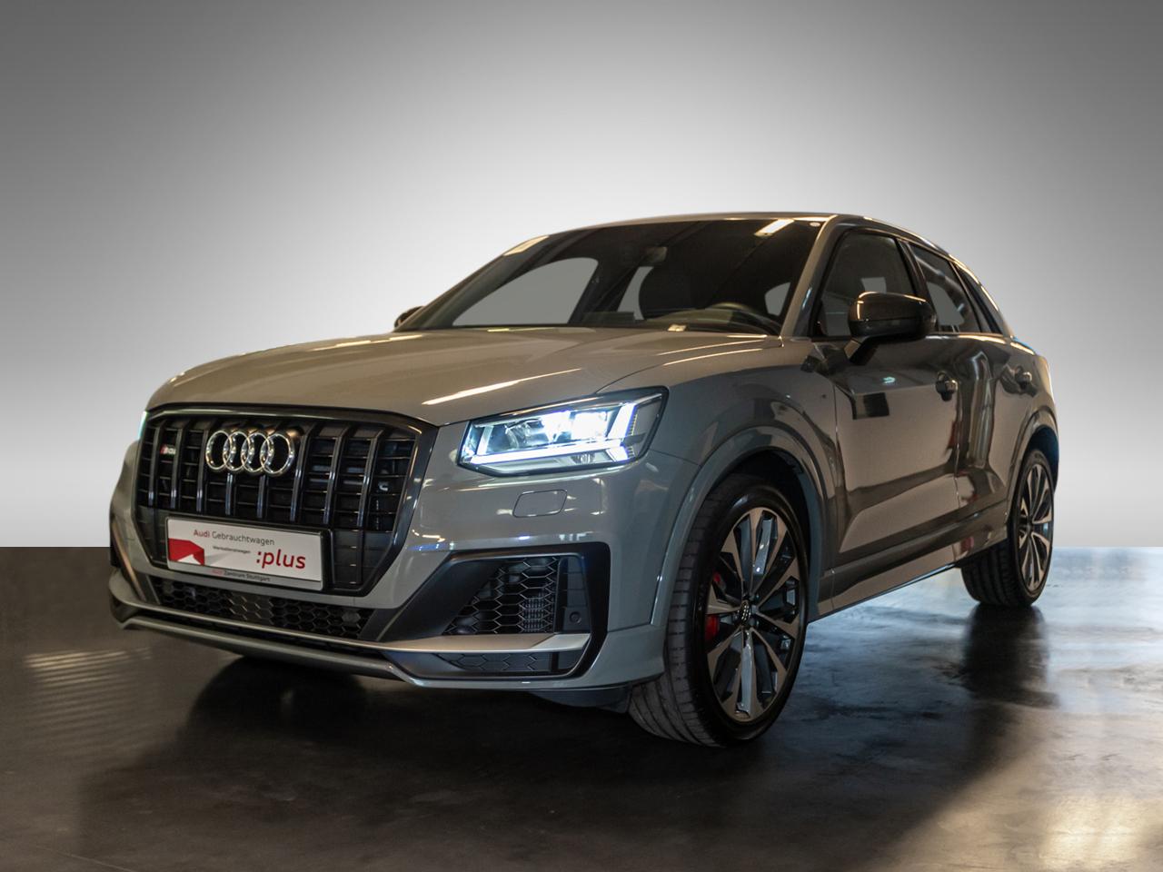 Audi SQ2 TFSI S tronic, Jahr 2019, Benzin