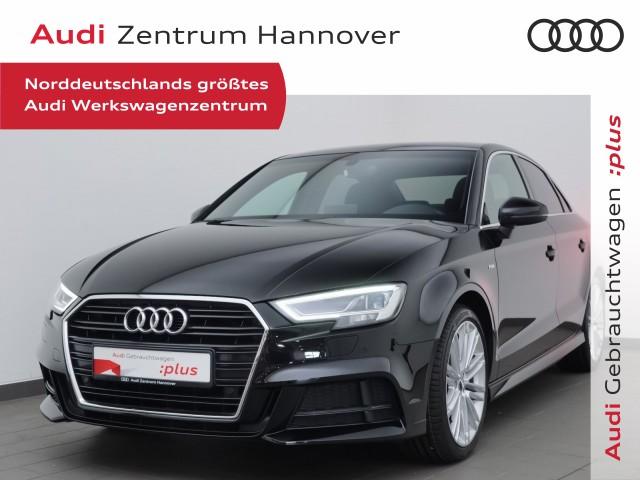 Audi A3 Limousine 1.0 TFSI Sport Matrix LED Leder Alcantara virtual Cockpit Navi, Jahr 2018, Benzin