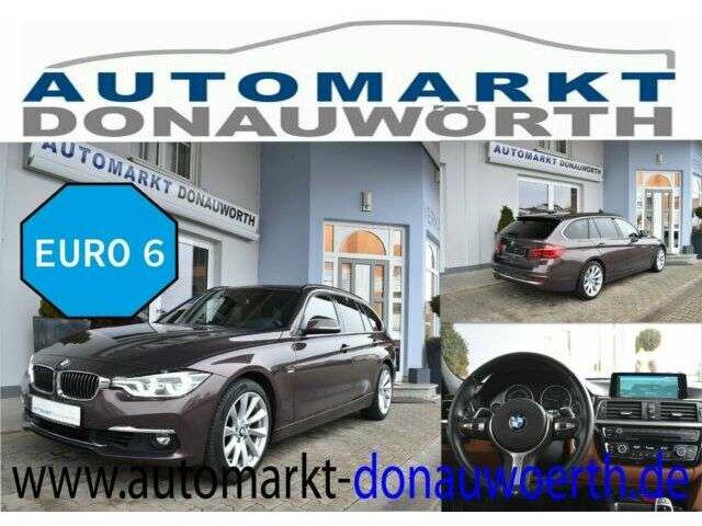BMW 330 d Touring Aut. Luxury Line Navi PanoDach LED, Jahr 2015, Diesel