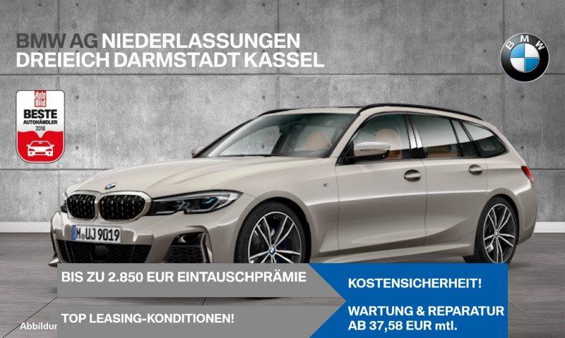 BMW M340i xDrive Touring Gestiksteuerung M Sportbr., Jahr 2019, Benzin