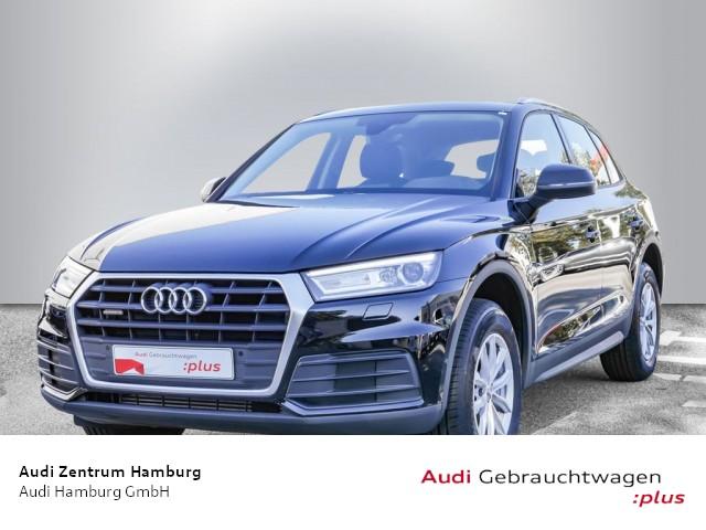 Audi Q5 45 TFSI quattro S tronic AHK STANDHZG.NAVI, Jahr 2020, Benzin