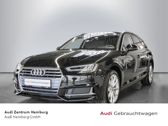 Audi A4 Avant 35 TDI sport S tronic NAVI LED HEAD-UP, Jahr 2019, Diesel