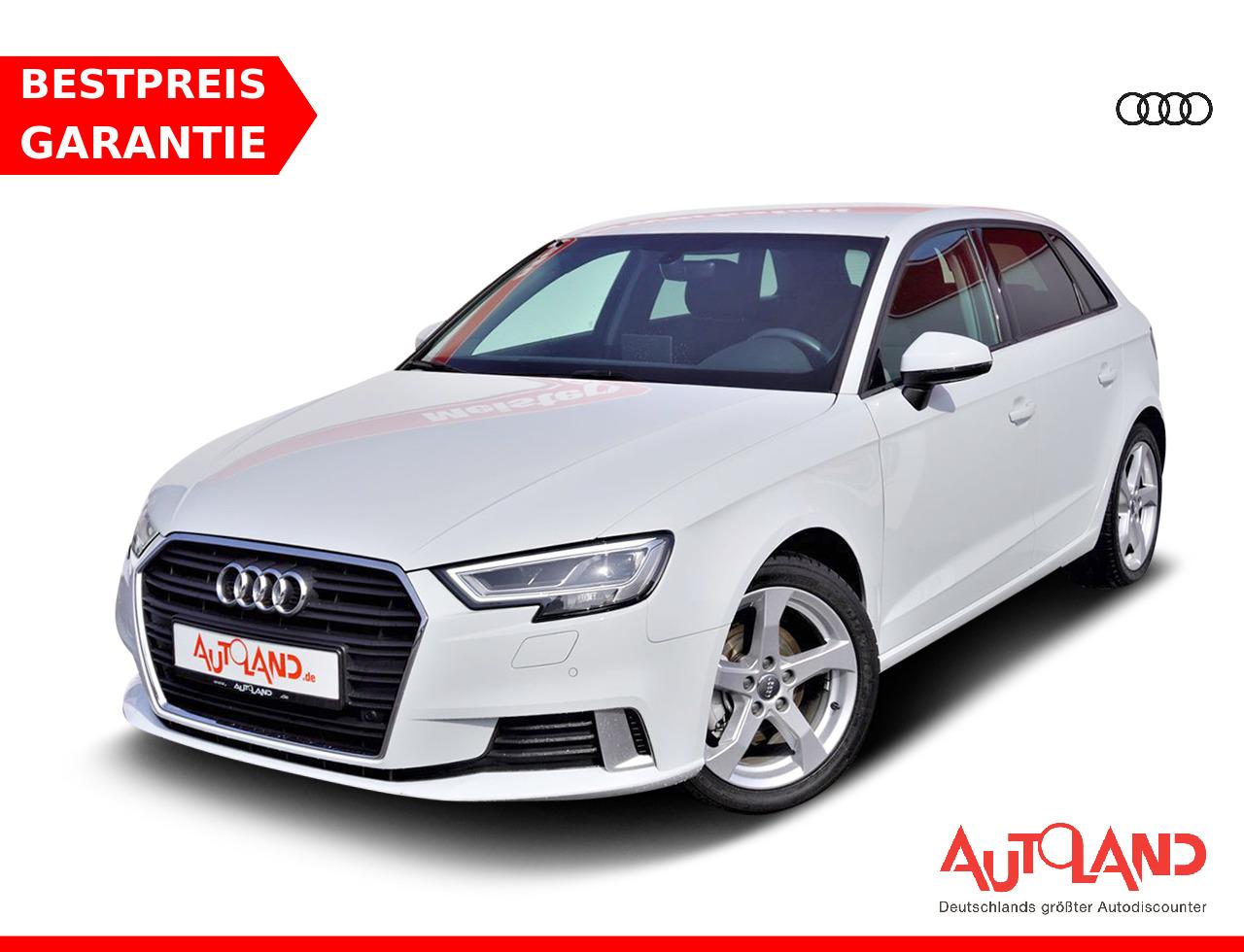 Audi A3, Jahr 2017, Benzin