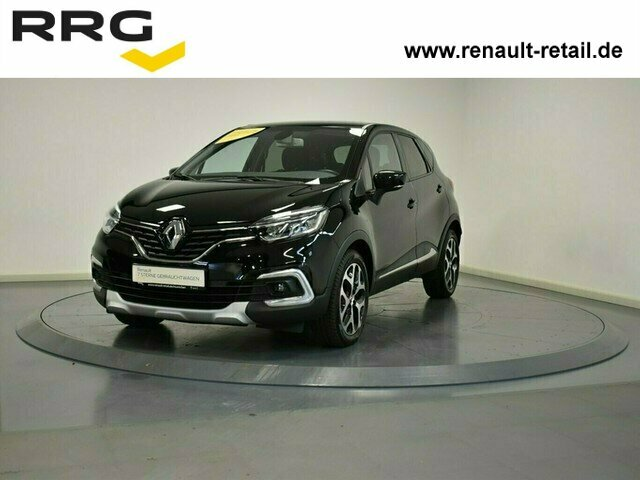 Renault Captur 1.3 TCe 150 Collection Automatik Navi, Rü, Jahr 2019, Benzin