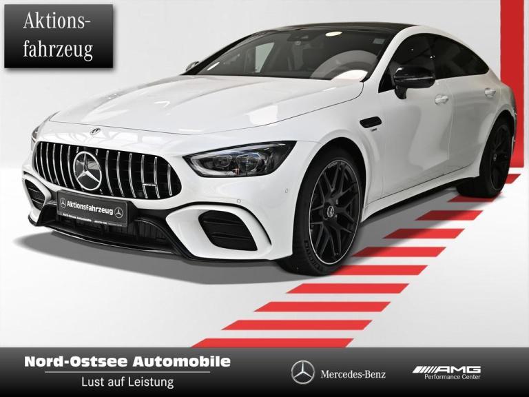 Mercedes-Benz AMG GT 43 V8-STYLING NIGHT 21-ZO PANO MBUX, Jahr 2021, Benzin