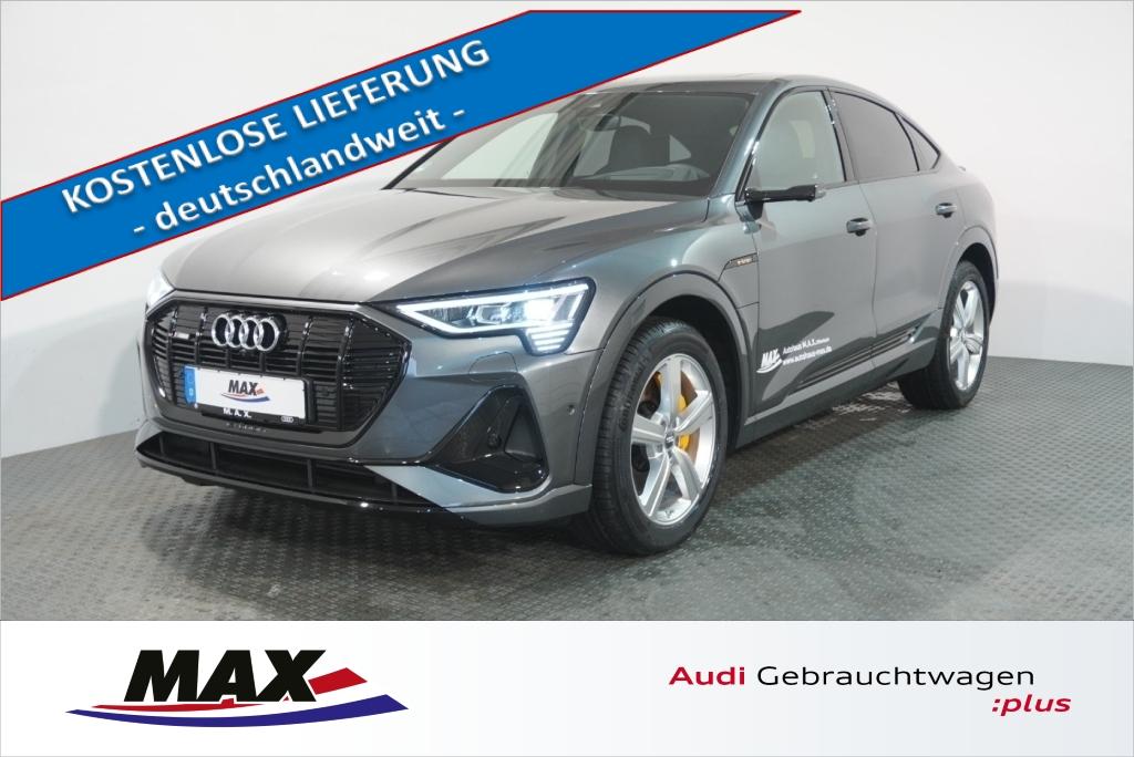Audi e-tron Sportback 55 quattro Matrix LED+AIR+B&O+H, Jahr 2020, Elektro
