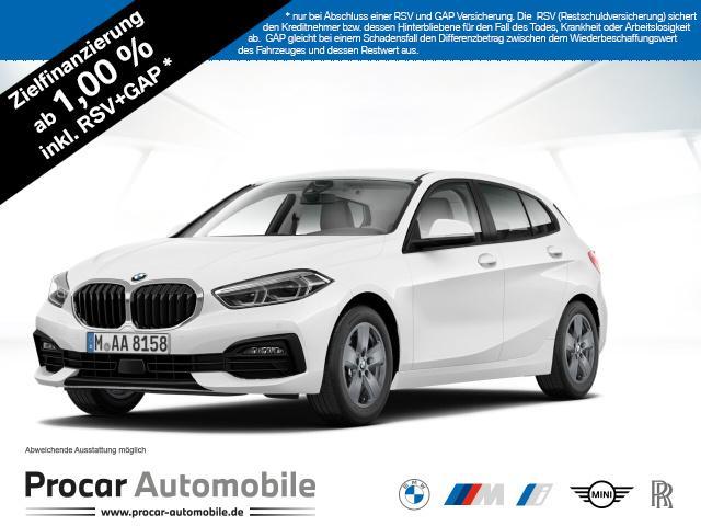 BMW 118i Advantage Leas. ab 279,Euro, - br. o. Anz., Jahr 2019, Benzin