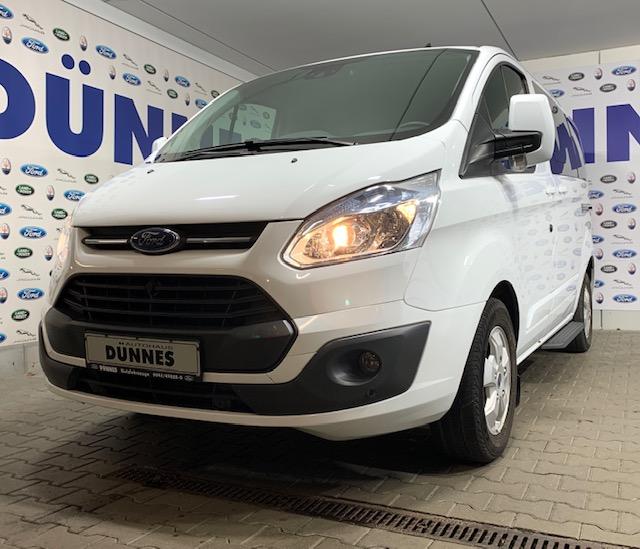 Ford Tourneo Custom 300 L1 Titanium, Jahr 2016, Diesel