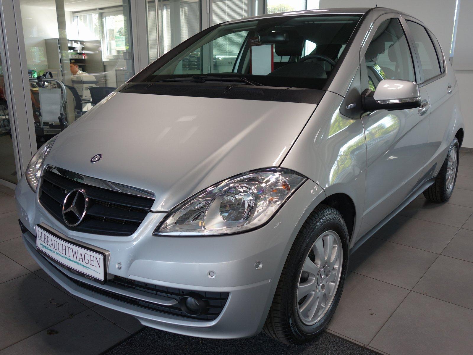 Mercedes-Benz A 160 Navi,Parktronic,Klima,Sitzh., Jahr 2012, petrol