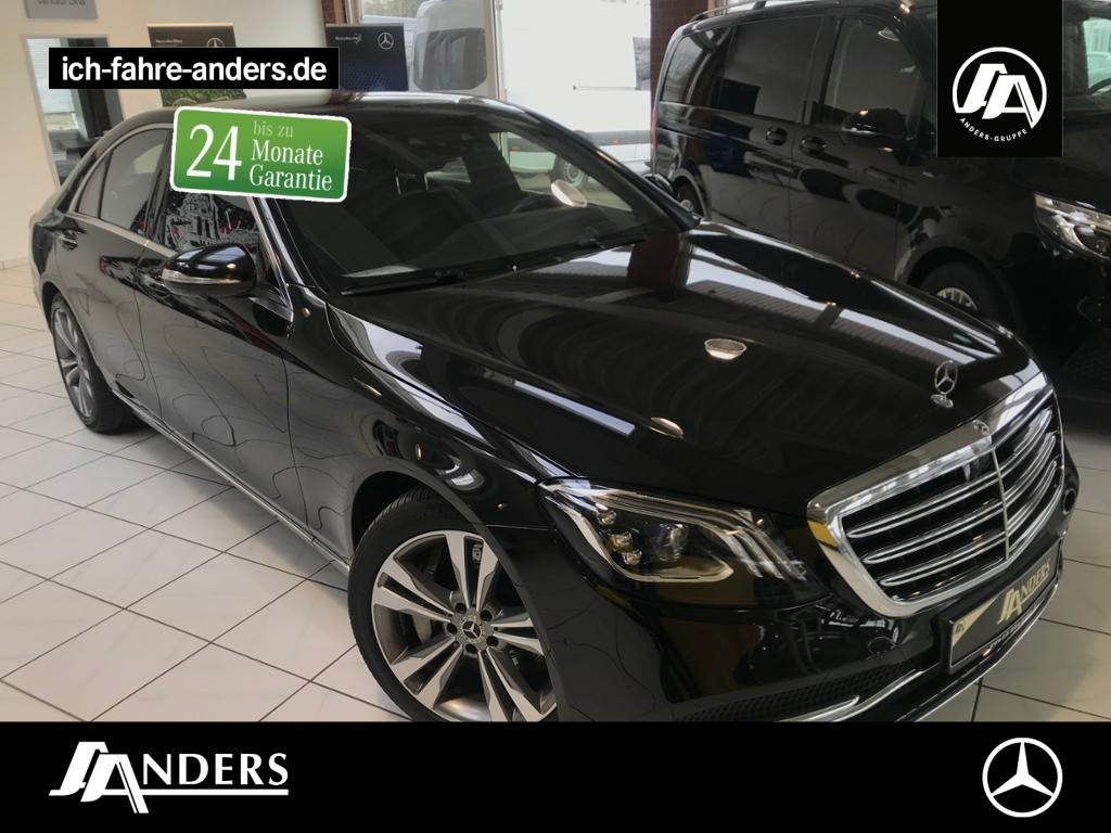 Mercedes-Benz S 400 d 4M Sitzkl+Burm+Comand+Pano+360°+HUD+Memo, Jahr 2017, Diesel