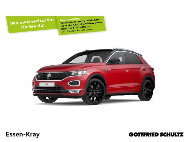 Volkswagen T-Roc 1.5 TSI OPF DSG Sport R-Line Voll-LED Pano AHK, Jahr 2020, Benzin