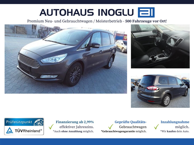 Ford Galaxy 1.5 Titanium 7SITZ NAVI RCAM LED EU6DTEMP, Jahr 2019, Benzin