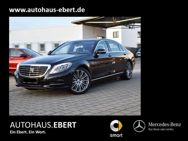 """Mercedes-Benz S 350 BT lang 20""""COMAND+LED+TV+BURM+AIRM+STDHZG, Jahr 2013, diesel"""