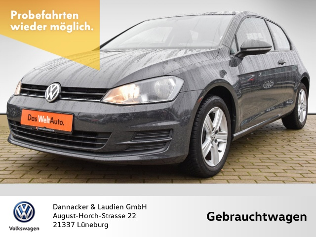 Volkswagen Golf VII 1.2 TSI Comfortline BMT Alu Klima MFA PDC, Jahr 2016, Benzin