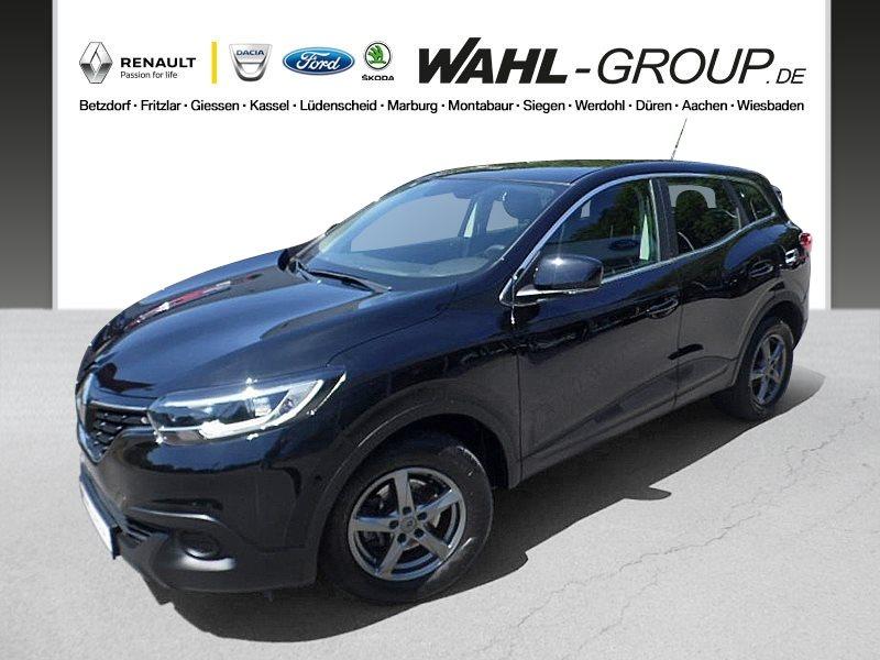 Renault Kadjar LIFE ENERGY KLIMAAUTOMATIK*LM*TEMPOMAT*PDC, Jahr 2016, Benzin
