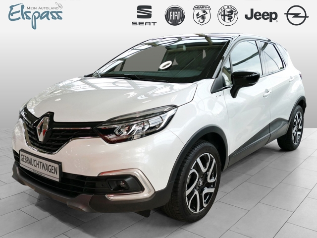 Renault Captur BOSE Edition 1.2 BLUETOOTH LED NAVI KLIMAAUT, Jahr 2017, Benzin