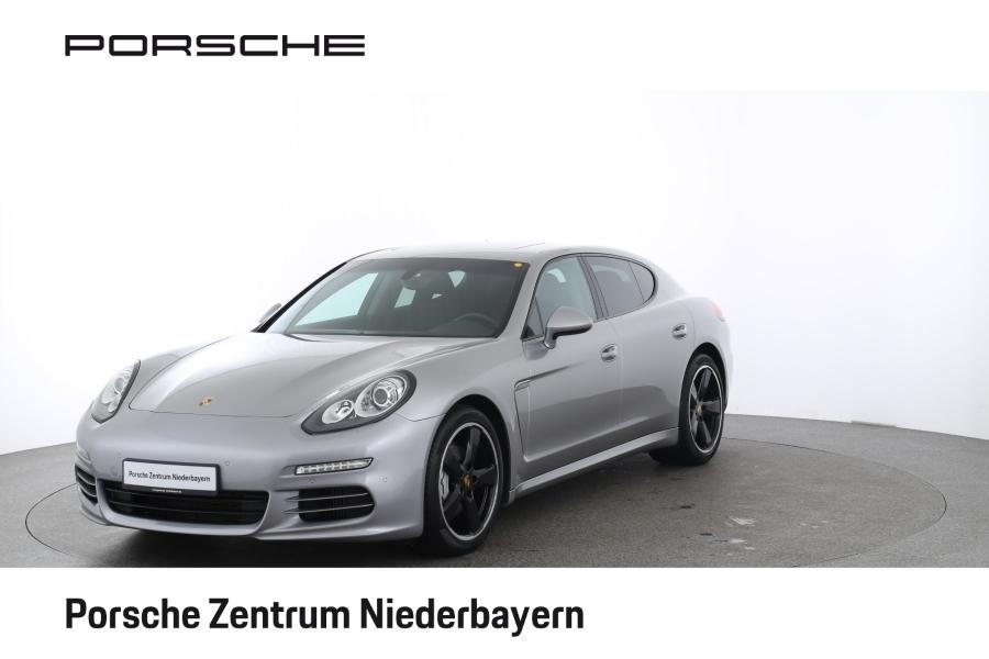 Porsche Panamera 4S (Standheizung mit Funkfernbedienung), Jahr 2014, Benzin