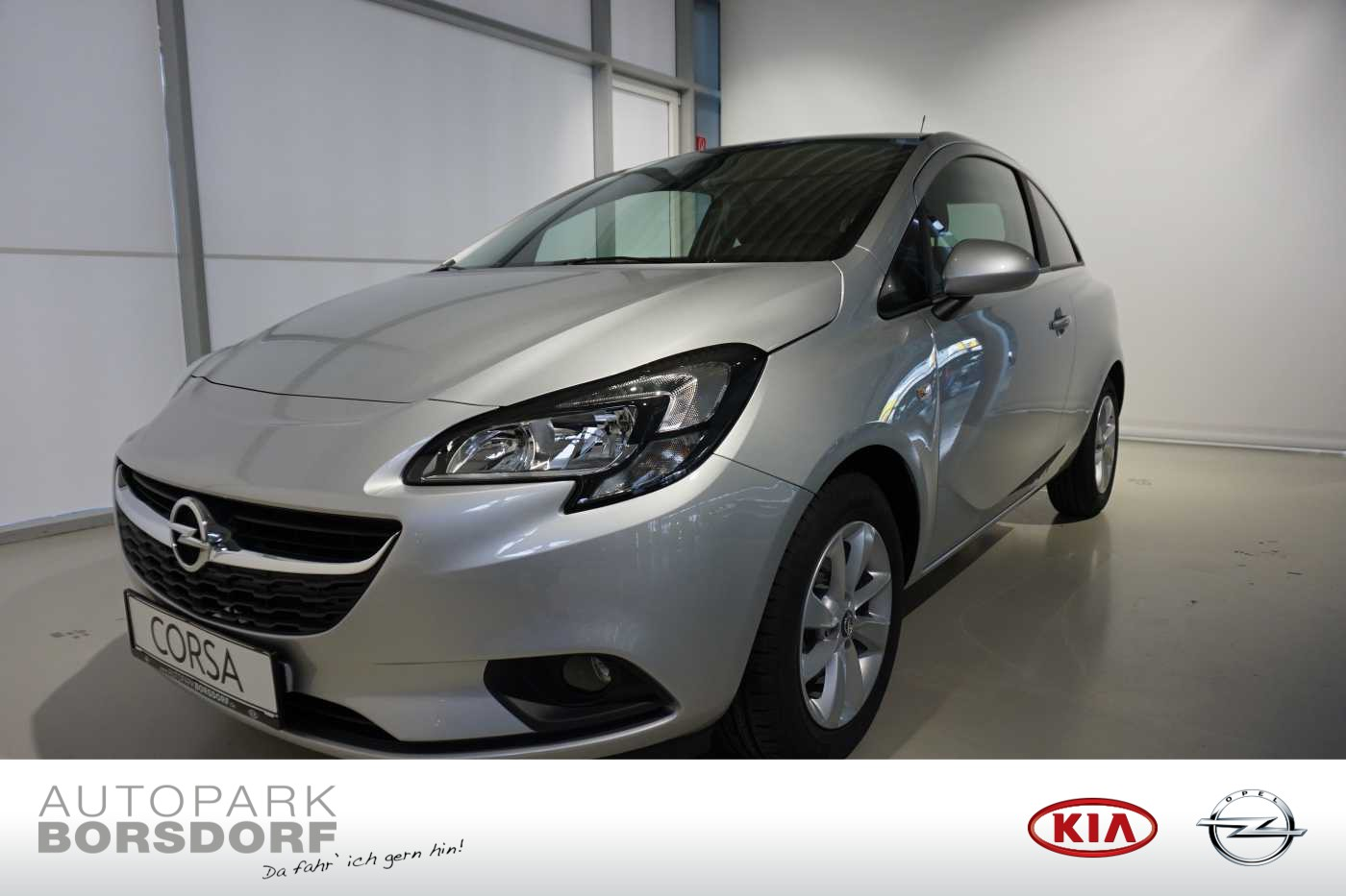 Opel Corsa E 1.4 ON, Jahr 2018, Benzin