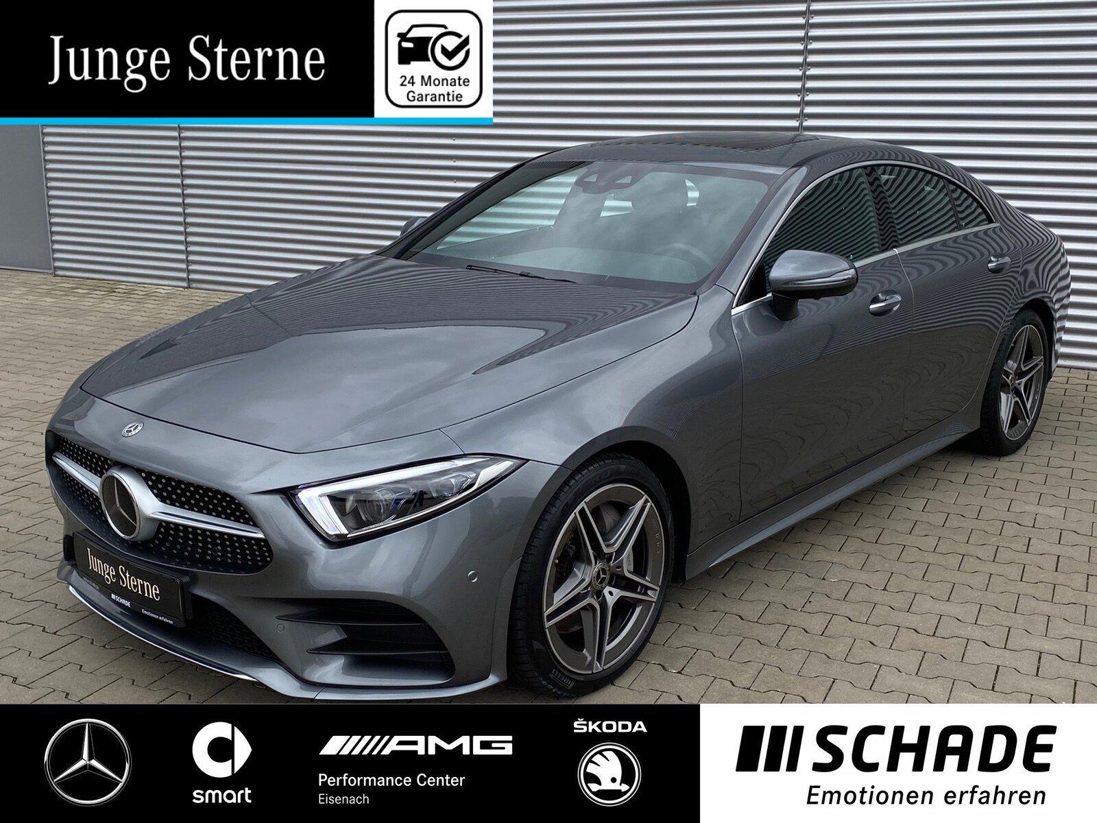 Mercedes-Benz CLS 400 d 4M AMG Line Airmatic*Sitzklima*SD*360°, Jahr 2018, Diesel