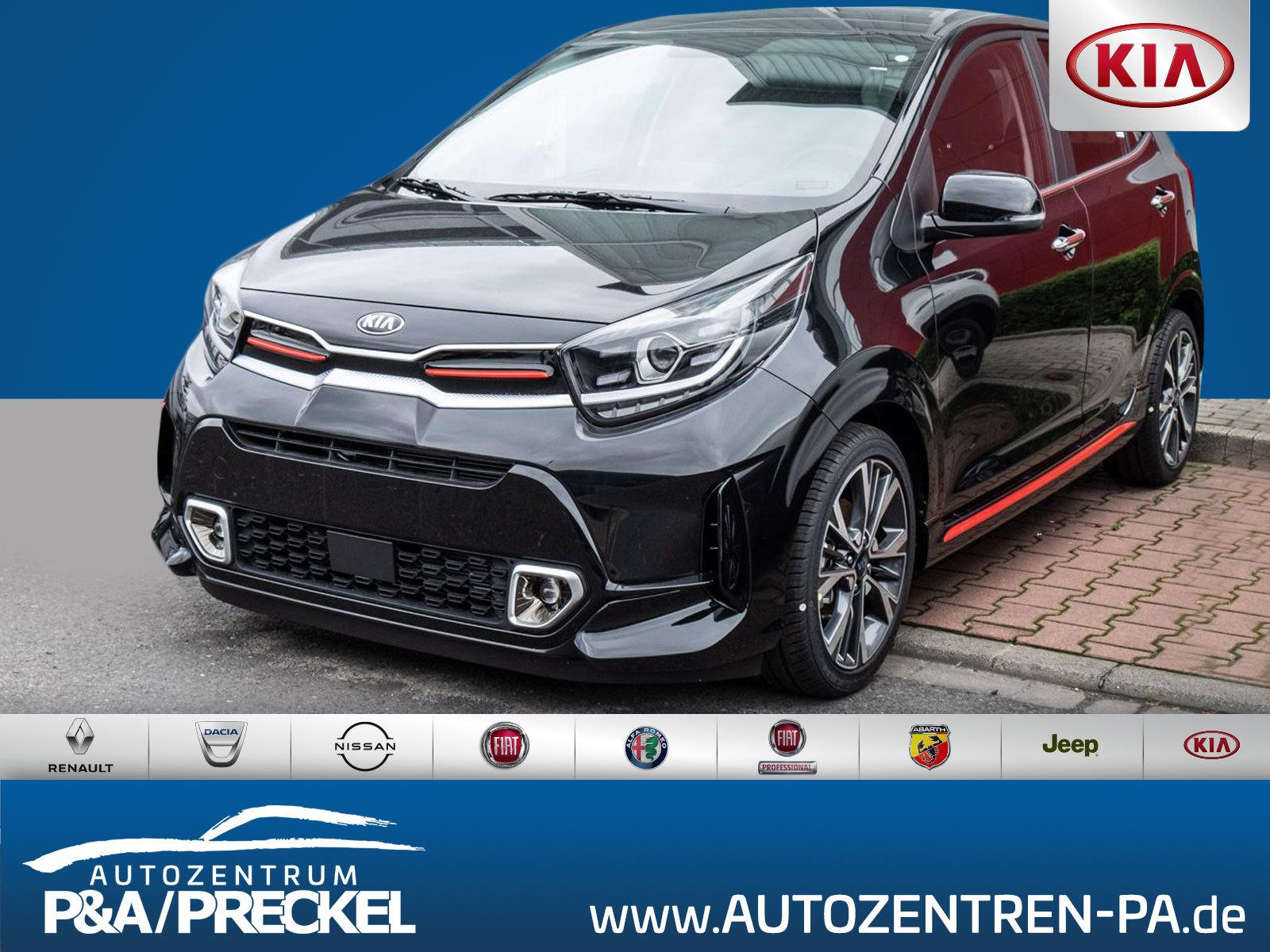 Kia Picanto GT-Line 1.2 / Navi / Technology-Paket, Jahr 2021, Benzin