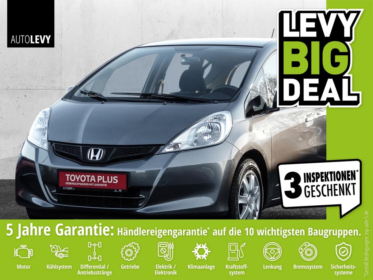 Honda Jazz 1.2 i-VTEC Edition Klima*ALU*5-türig, Jahr 2014, petrol