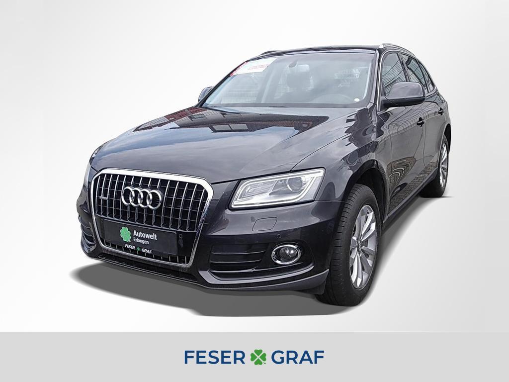 Audi Q5 2.0 TFSI qu. AHK, XENON, NAVI, APS, Jahr 2013, Benzin