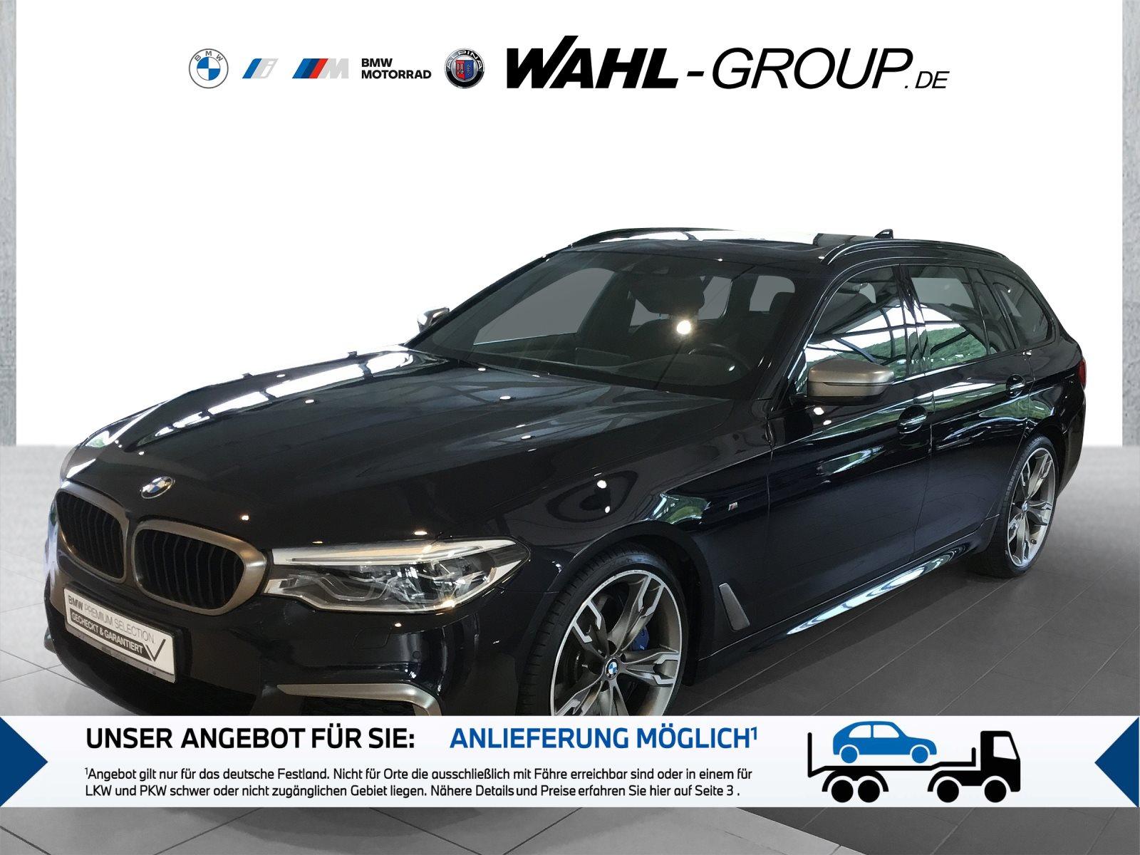 BMW M550d xDrive Touring Leder Navi Prof. Standhzg. LED, Jahr 2018, Diesel