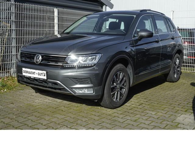 Volkswagen Tiguan Comfortline 2.0 TDI 4Motion DSG Navi LED ACC AHK Standh, Jahr 2016, Diesel